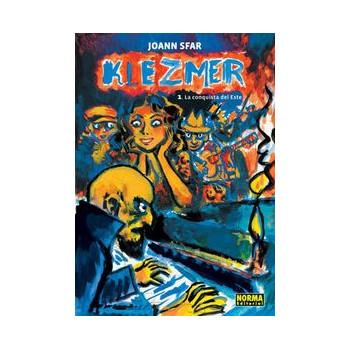 KLEZMER 01. LA CONQUISTA DEL ESTE