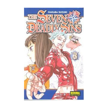 THE SEVEN DEADLY SINS 03