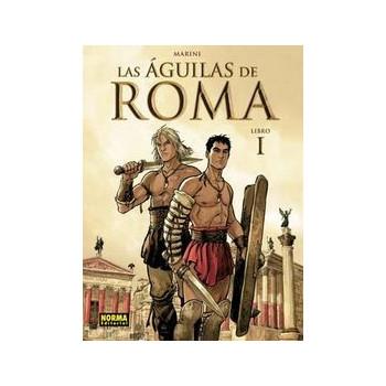 LAS AGUILAS DE ROMA 01