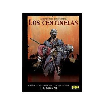 LOS CENTINELAS 02. SEPTIEMBRE DE 1914: LA MARNE.