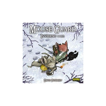 MOUSE GUARD: INVIERNO 1152