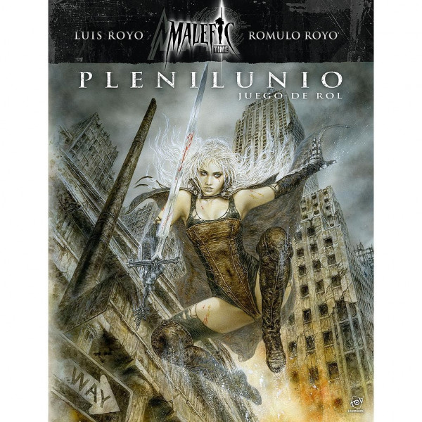 PLENILUNIO (MALEFIC TIME)