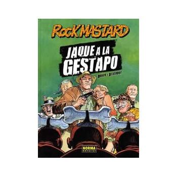 ROCK MASTARD 01. JAQUE A LA GESTAPO