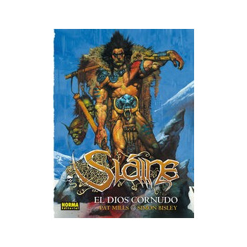 SLÁINE: EL DIOS CORNUDO