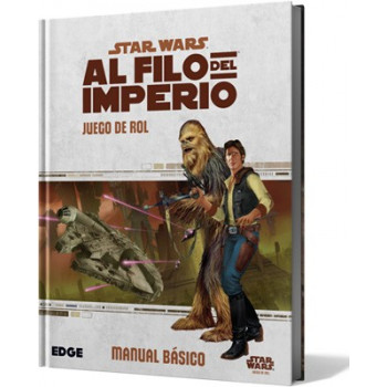 STAR WARS: AL FILO DEL IMPERIO - MANUAL BASICO