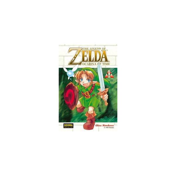 THE LEGEND OF ZELDA 01: OCARINA OF TIME 01
