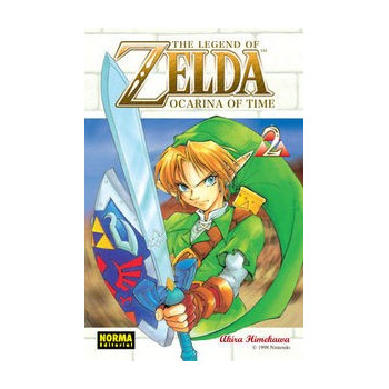 THE LEGEND OF ZELDA 02: OCARINA OF TIME 02