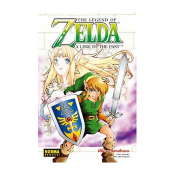 THE LEGEND OF ZELDA 04: A...