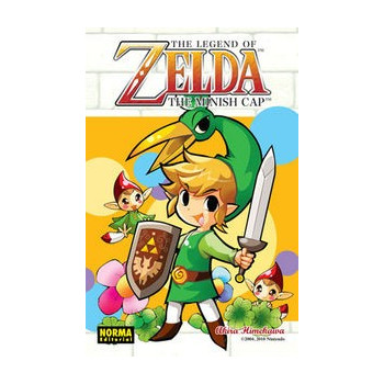 THE LEGEND OF ZELDA 05: THE MINISH CAP