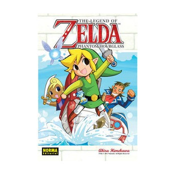 THE LEGEND OF ZELDA 10:...