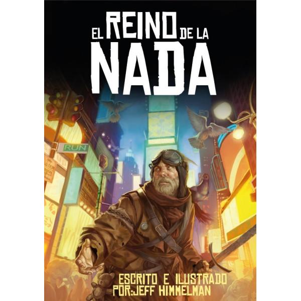EL REINO DE LA NADA JDR
