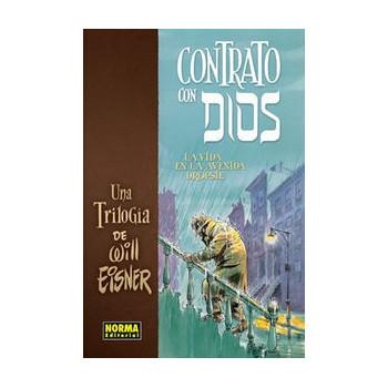 TRILOGÍA CONTRATO CON DIOS....