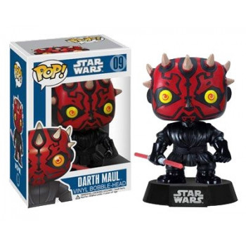 FUNKO POP! 09 DARTH MAUL....