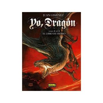Yo, dragón 02 - El libro de hierro