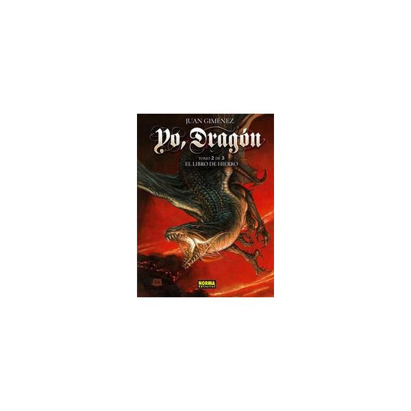 YO, DRAGON 02 EL LIBRO DE HIERRO