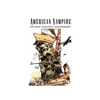 American Vampire 03 - cartoné