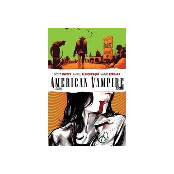 American Vampire 07 (cartoné)