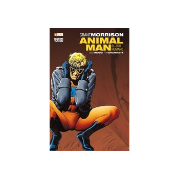 ANIMAL MAN DE GRANT...
