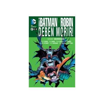¡Batman y Robin deben...