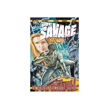 Doc Savage: El Señor del...