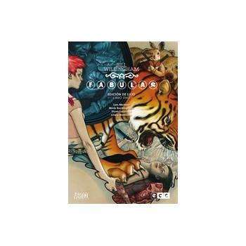 FABULAS: EDICION DE LUJO 01