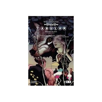 FABULAS: EDICION DE LUJO 02