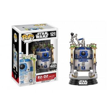 FUNKO POP! 121 R2-D2...