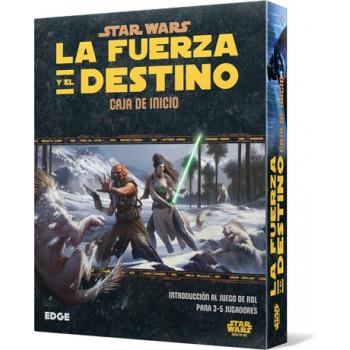 STAR WARS: LA FUERZA Y EL DESTINO - CAJA DE INICIO