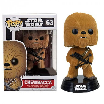 FUNKO POP! 63 CHEWBACCA...