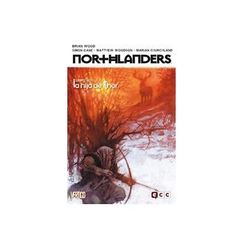 NORTHLANDERS 06: LA HIJA DE THOR