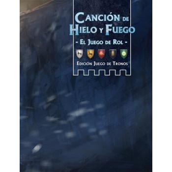 CANCION DE HIELO Y FUEGO: PANTALLA DEL NARRADOR - REIMPRESION