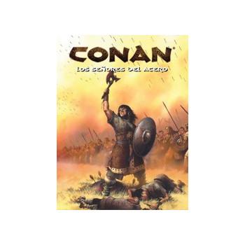 CONAN - LOS SEÑORES DEL ACERO