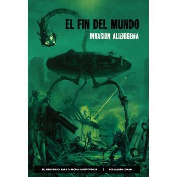 EL FIN DEL MUNDO: INVASION ALIENIGENA - ROL