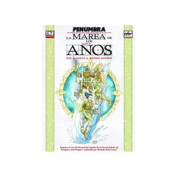 PENUMBRA: LA MAREA DE LOS AÑOS - ROL
