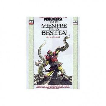 PENUMBRA: EN EL VIENTRE DE LA BESTIA (D20 SYSTEM) - ROL