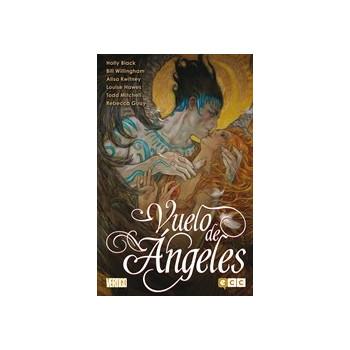 Vuelo de ángeles