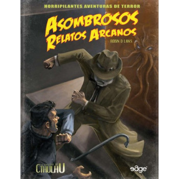 EL RASTRO DE CTHULHU - ASOMBROSOS RELATOS ARCANOS