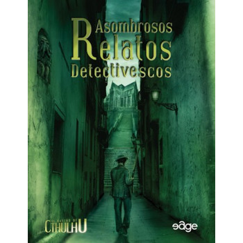 RASTRO DE CTHULHU: ASOMBROSOS RELATOS DETECTIVESCOS