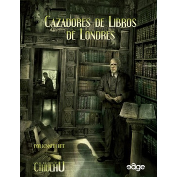 EL RASTRO DE CTHULHU - CAZADORES DE LIBROS DE LONDRES