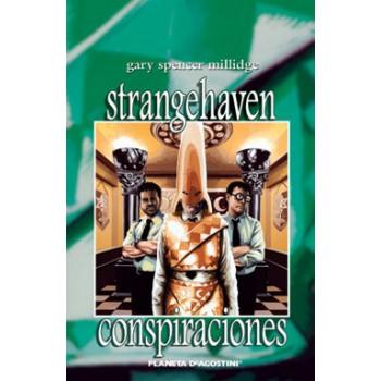 STRANGEHAVEN - CONSPIRACIONES