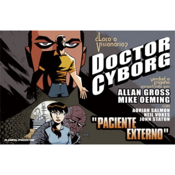 "DOCTOR CYBORG ""PACIENTE..."