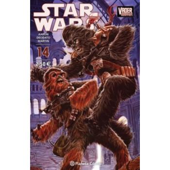 STAR WARS 14 VADER...