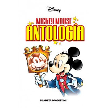 MICKEY MOUSE ANTOLOGIA