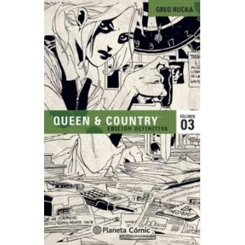 QUEEN & COUNTRY 03 EDICION...