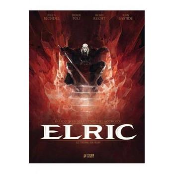 ELRIC 01: EL TRONO DE RUBI