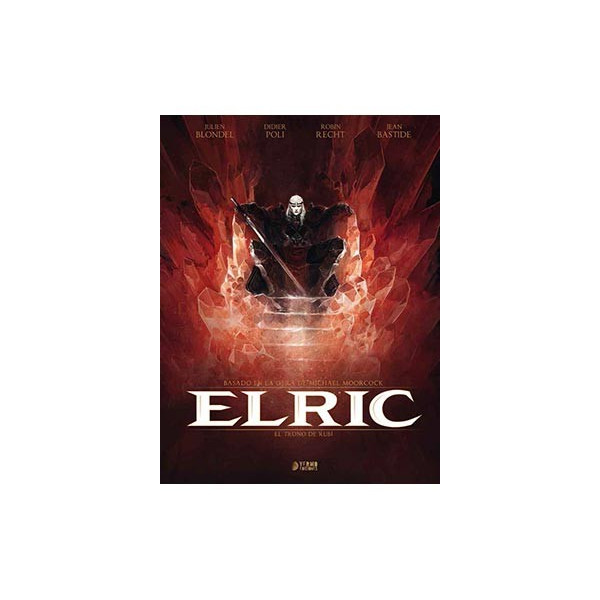 ELRIC: EL TRONO DE RUBI