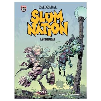 SLUM NATION 01 LA COMUNIDAD