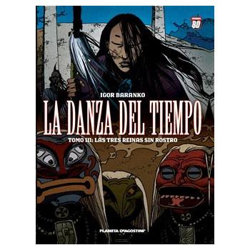 LA DANZA DEL TIEMPO 03 LAS...