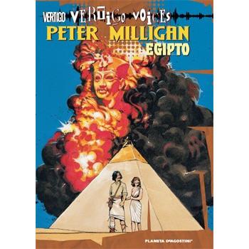 EGIPTO - VERTIGO VOICES: PETER MILLIGAN