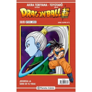 DRAGON BALL SERIE ROJA 214